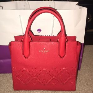 Kate Spade Small Meriwether Flynn Street Bag